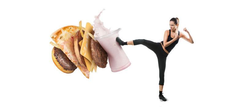 Versterk je immuunsysteem deel 5: wat minder te eten?